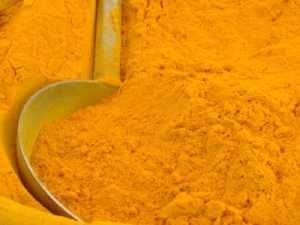 Indian Turmeric Abstract