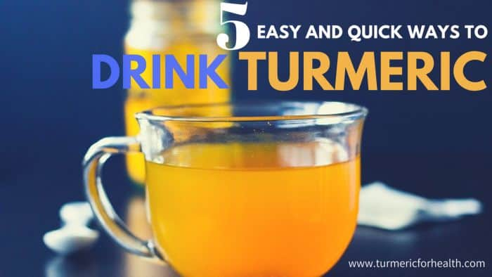 5 Simple Ways To Drink Turmeric & Get Its Benefits (1)