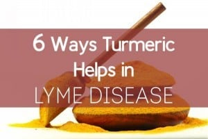 6 ways turmeric helps in lyme disease