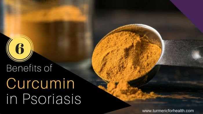 Benefits of curcumin in Psoriasis