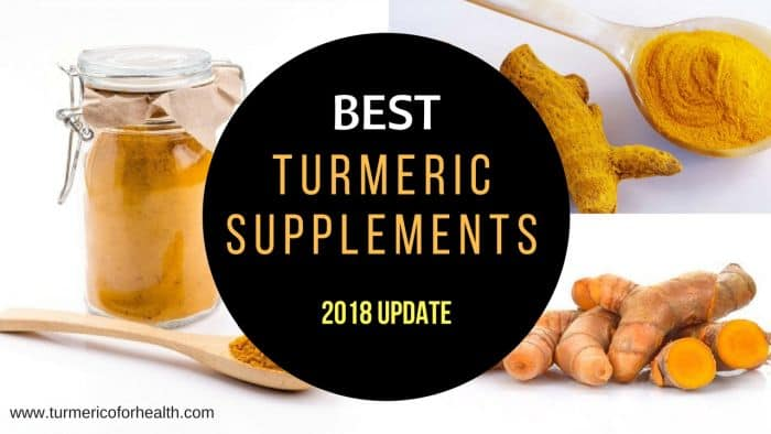Best turmeric curcumin supplement brands today