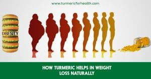 How Turmeric Helps in Weight Loss Naturally