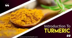 Introduction to turmeric tfh