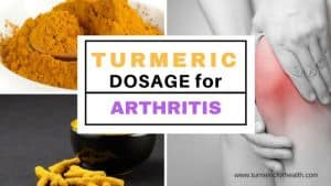 Turmeric dosage for arthritis 1
