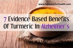 Can Turmeric Benefit in Alzheimer's - What Science Says