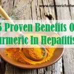 benefits of turmeric in hepatitis C