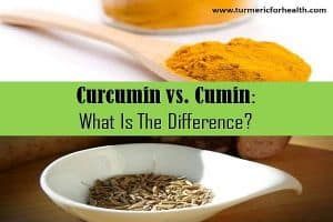 curcumin and cumin difference