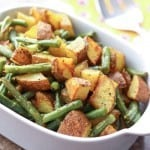 potato turmeric-green-beans recipe
