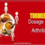 turmeric dosage for arthritis