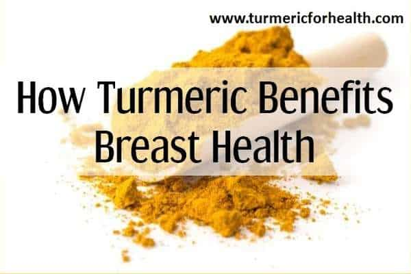 turmeric for breast health
