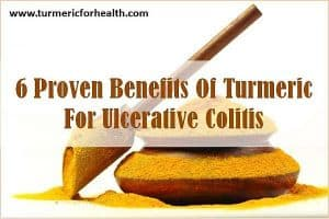 turmeric for ulcerative colitis